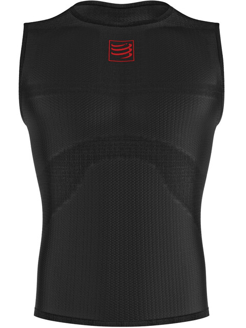 Compressport 3D Thermo UltraLight Tank Top Unisex Black